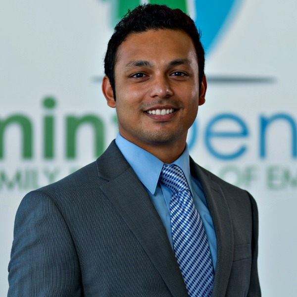 Dr. Nilay Shah of Mint Dental - Family Dentistry of Emerson