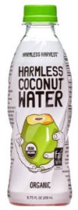 Coconut water as alternative to Gatorade for sports
